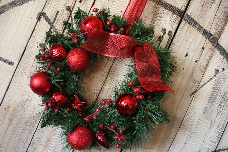 Christmas Wreath 16
