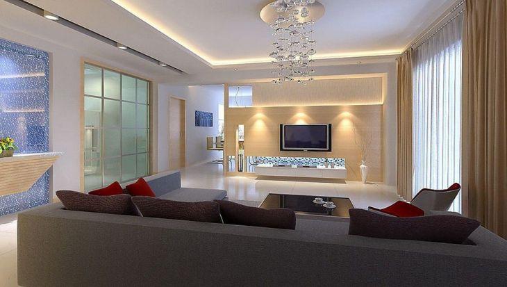 Festive Living Room Decorative Lights