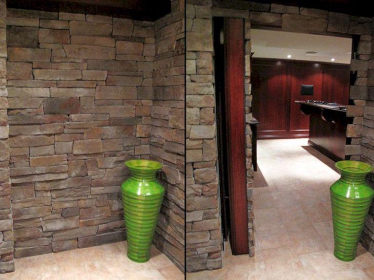 Hidden Room Behind The Stone Wall 7