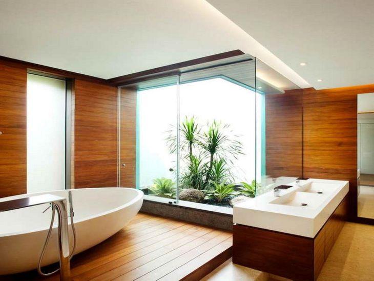 Japanese Bathroom Design 4