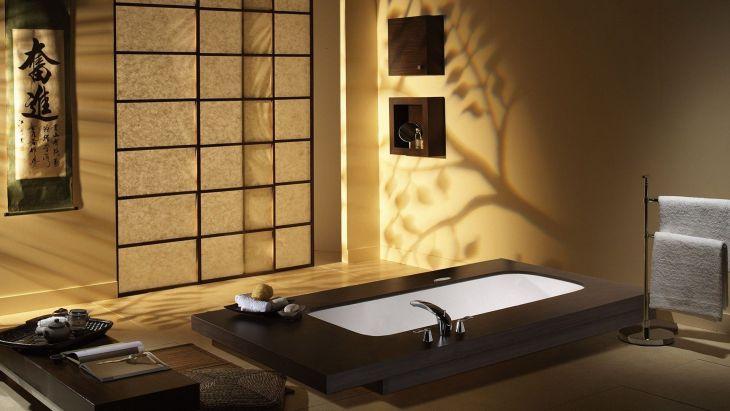 Japanese Bathroom Design 5