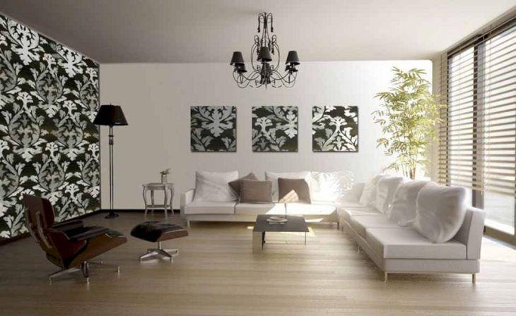 Minimalist Living Room Wall Ideas