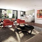 Modern Apartment Studio Ideas