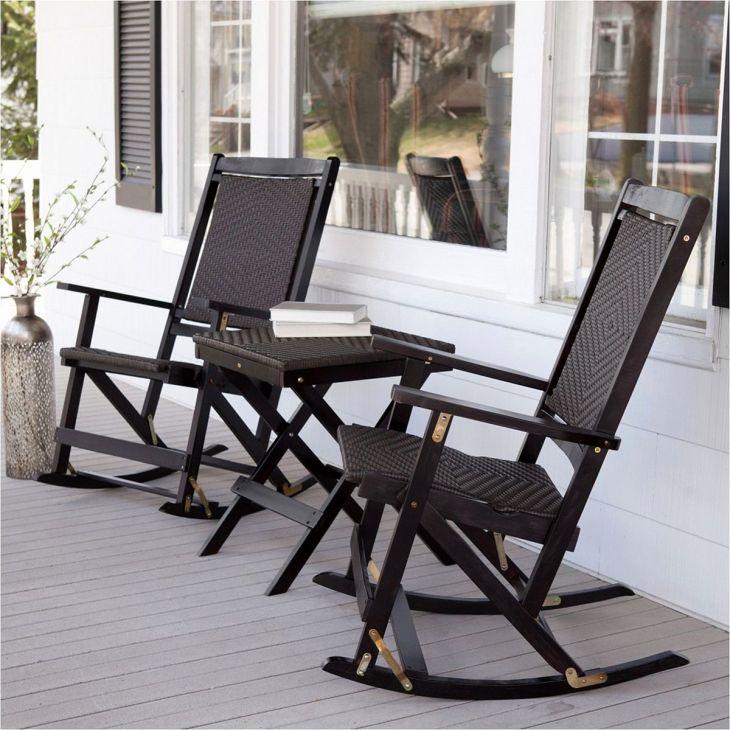 Swaying Minimalist Patio Chair Ideas