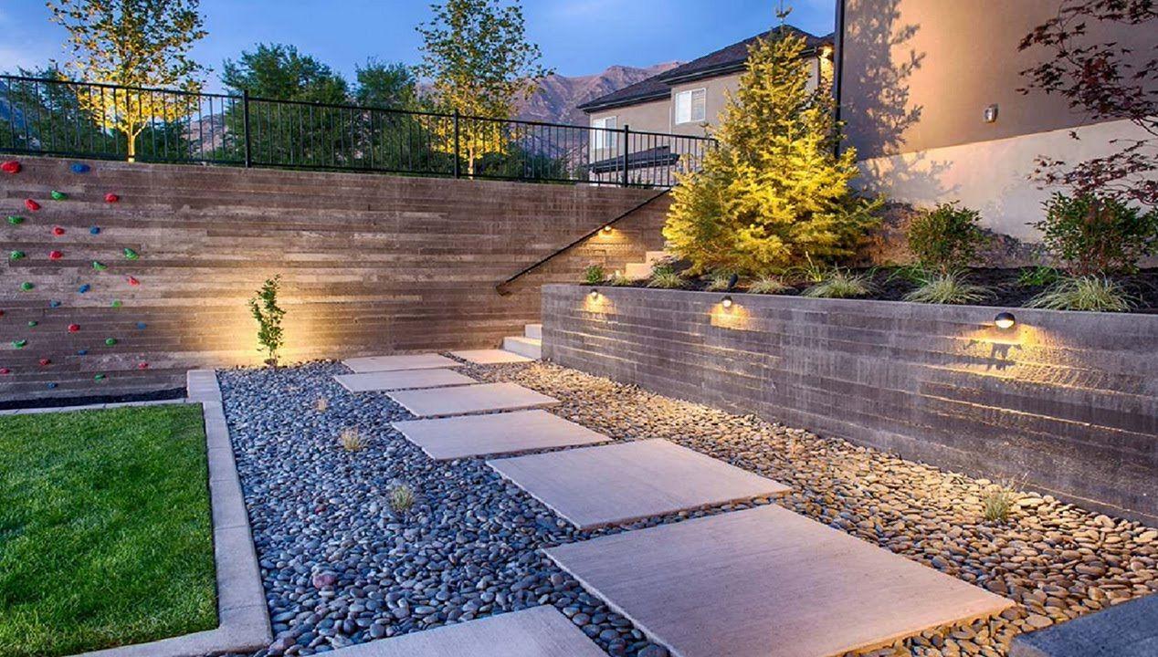 Best Backyard Rock Garden Design Ideas