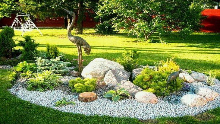 Backyard Rock Garden Ideas 0019