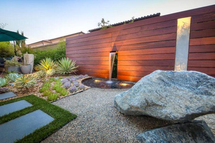 Backyard Rock Garden Ideas 003