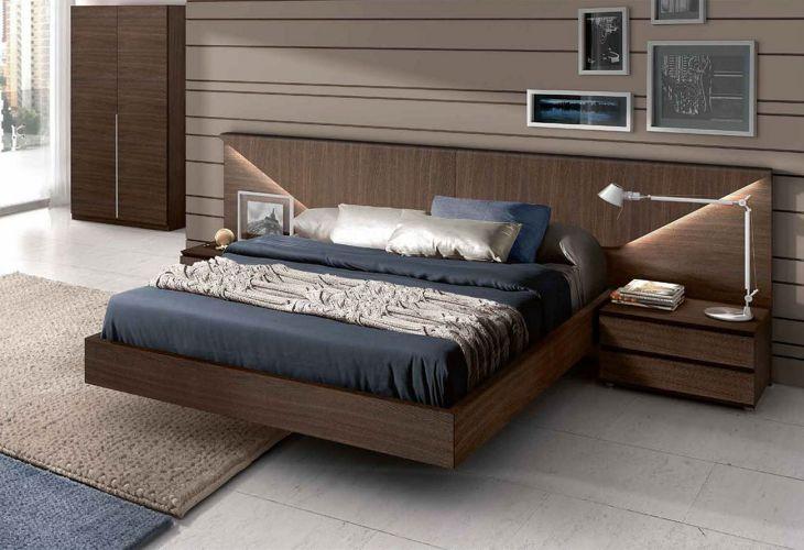 Floating Wood Beds Source getyourjob info