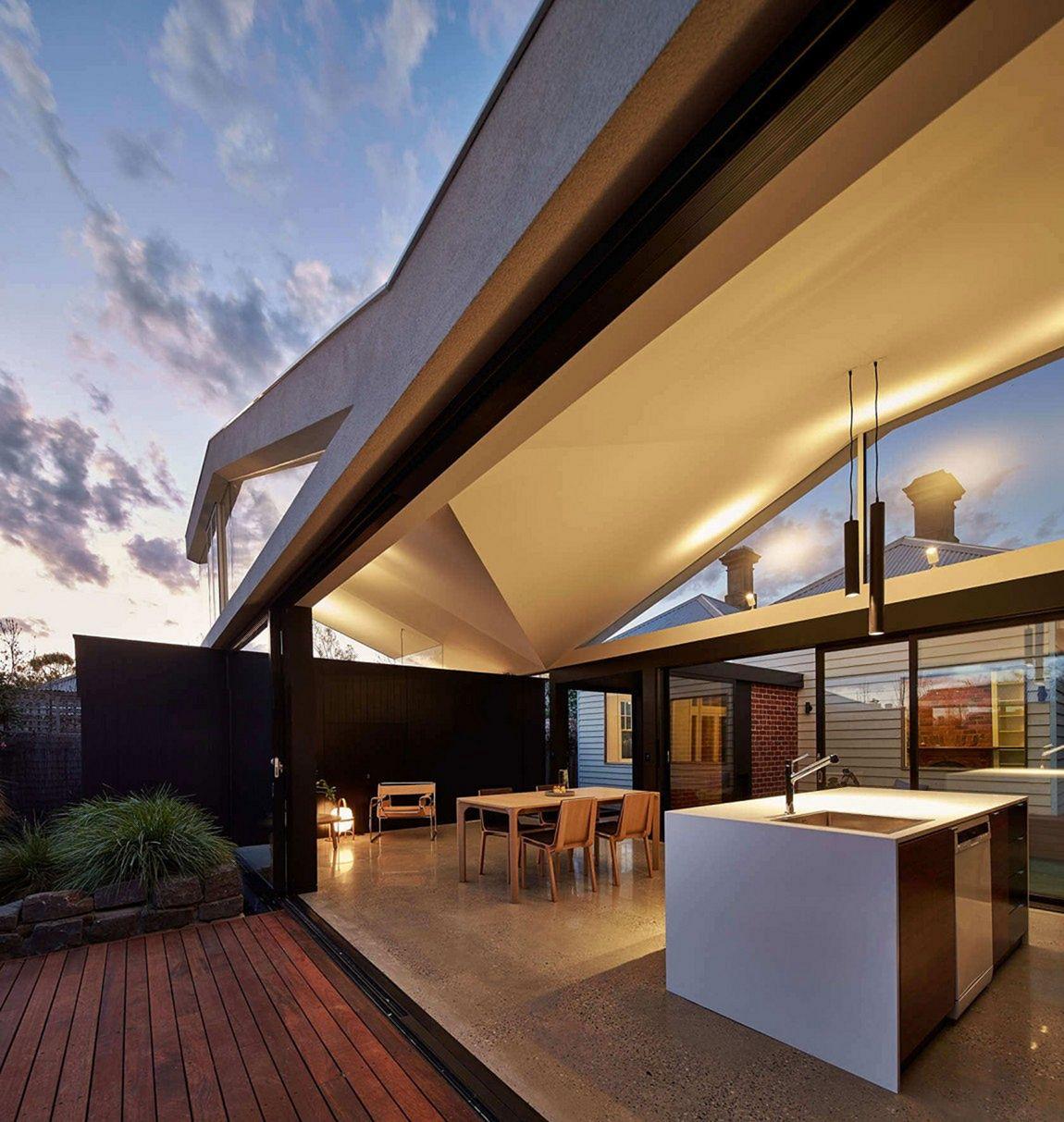Open Roof Natural Light Design Ideas