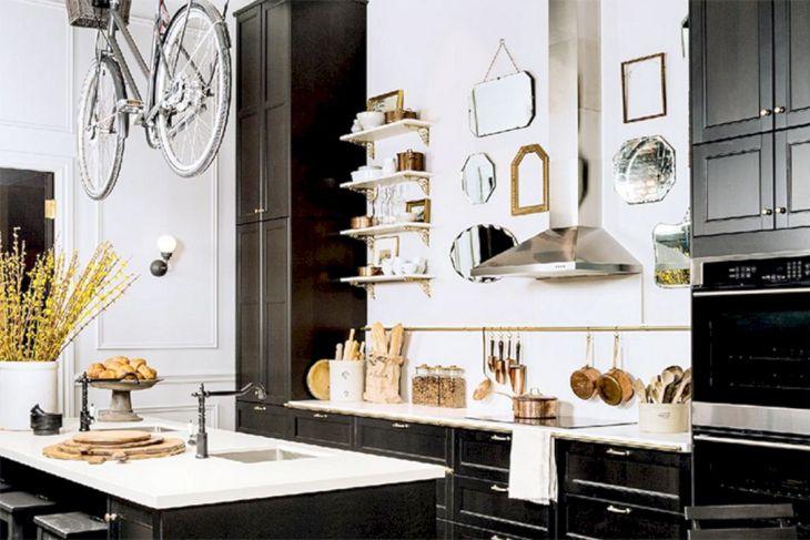 Parisian Kitchen Set Design