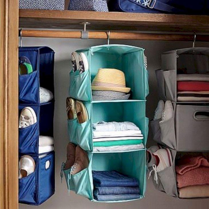 Simple RV Camper Storage Design Source: about ruth com