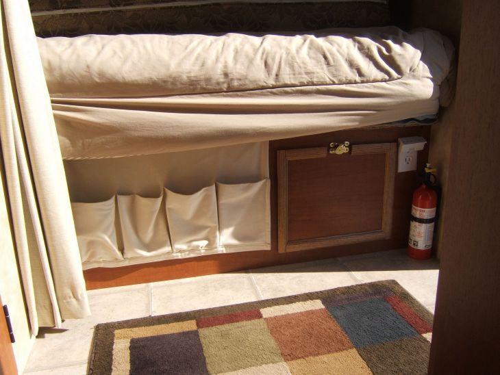 Simple RV Camper Storage Design Source: decoredo com