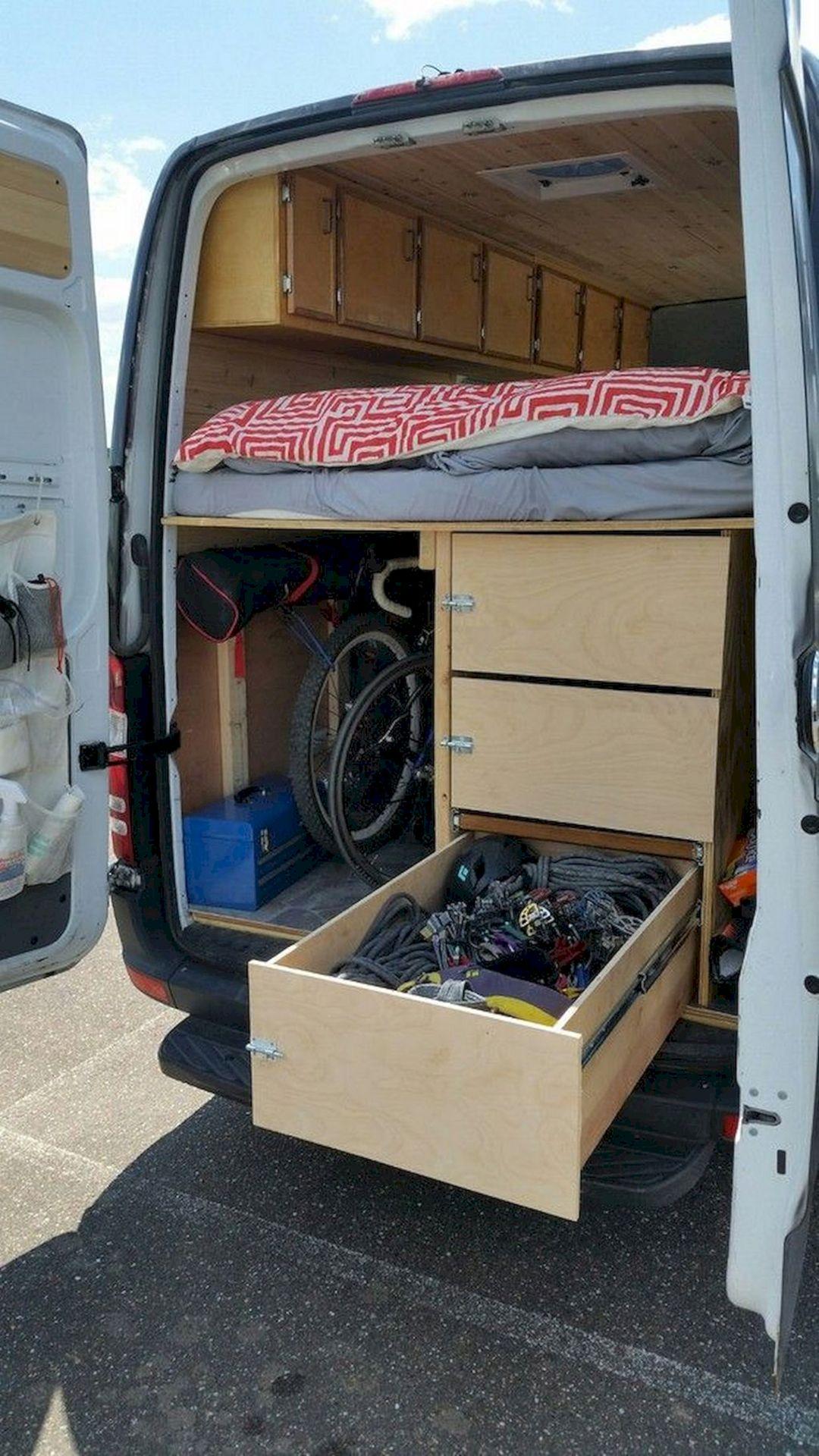 RV Camper Storage Ideas