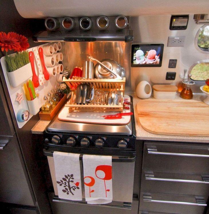 Simple RV Camper Storage Design Source: homedecors info