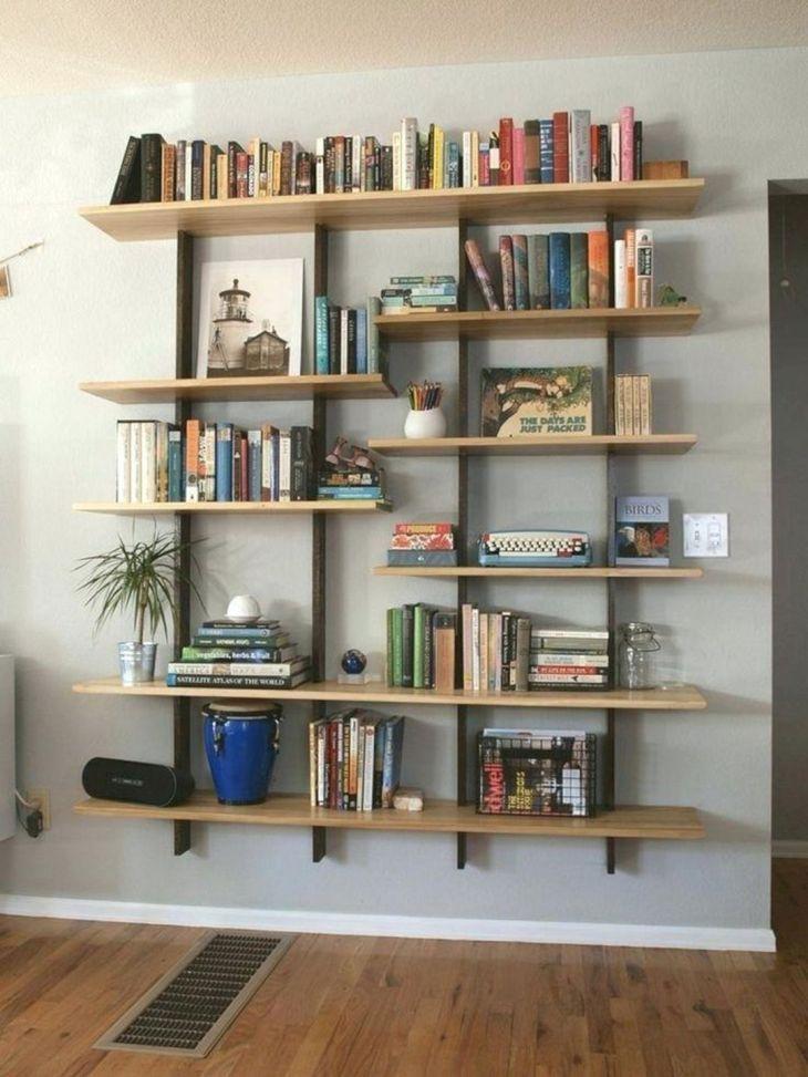 Unique Bookshelves Floating source imacrossfit com