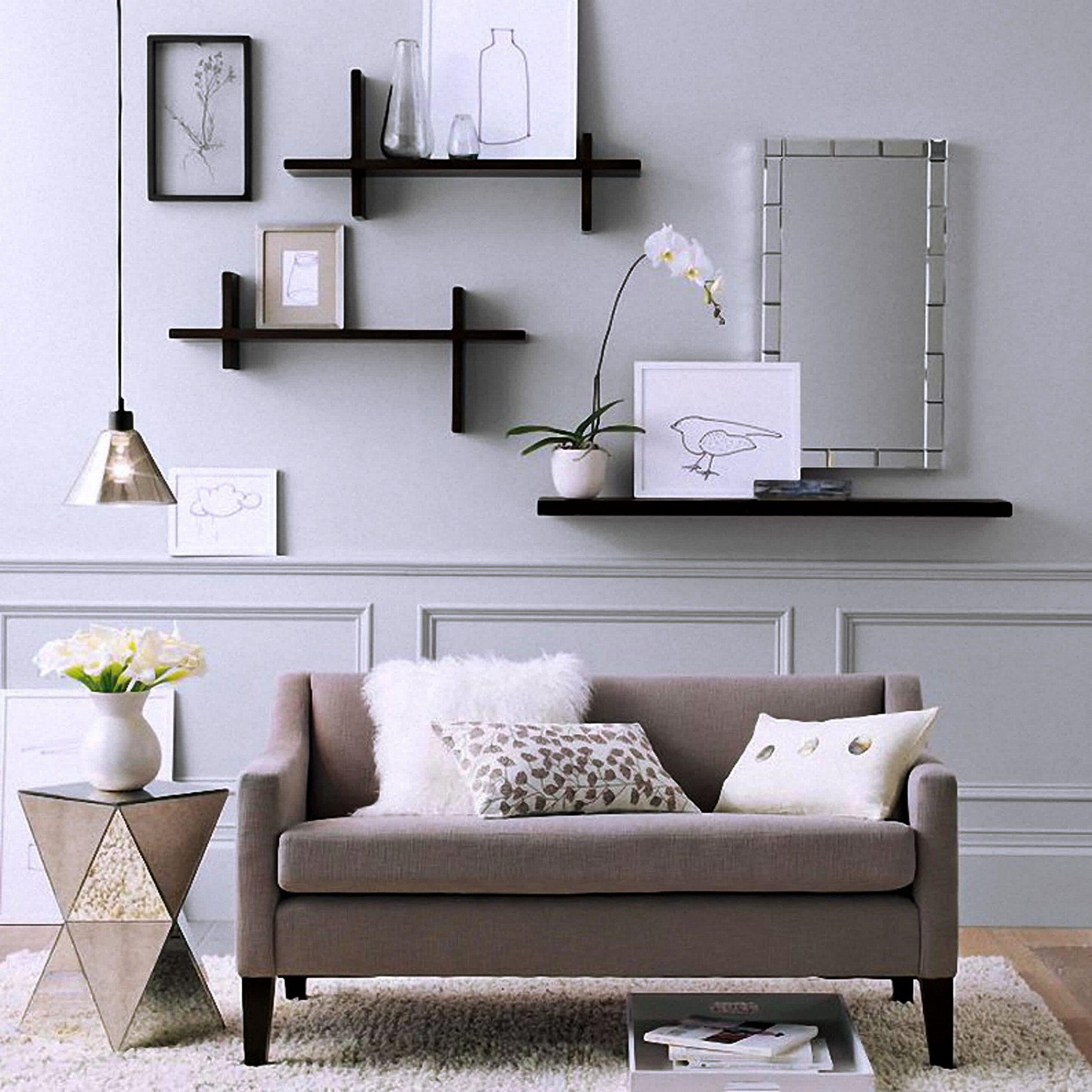 Wall Shelving Decoration Ideas