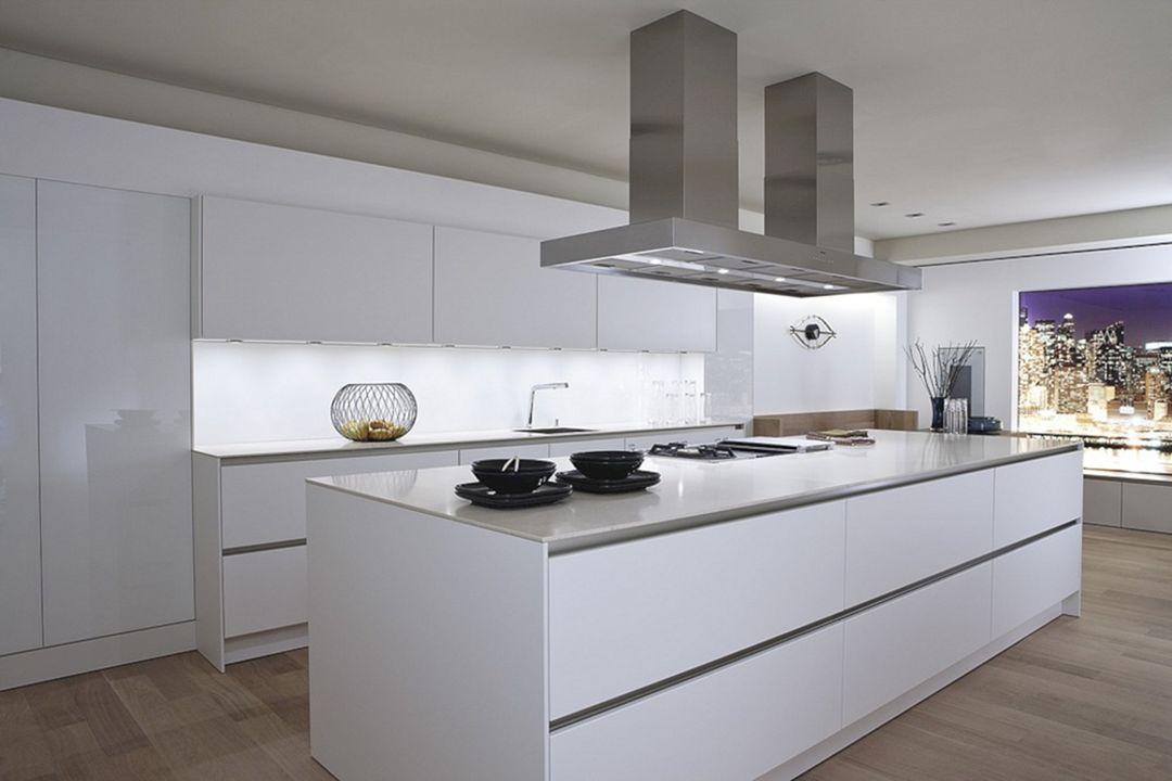 White Kitchen Set Ideas