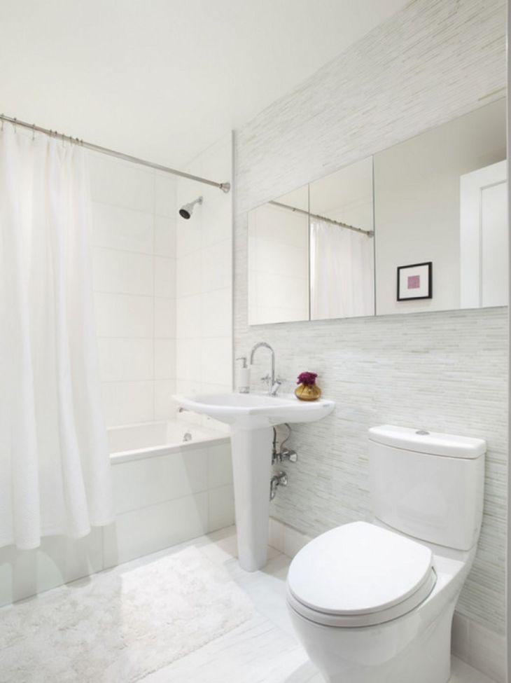 Modern Tiny Bathroom