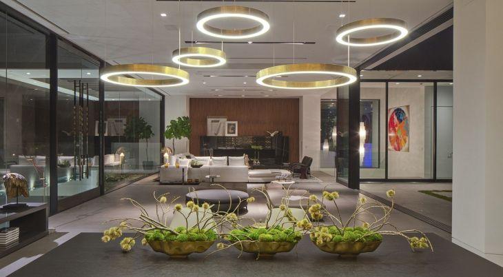 Open Concept And Modern Lighting Ideas