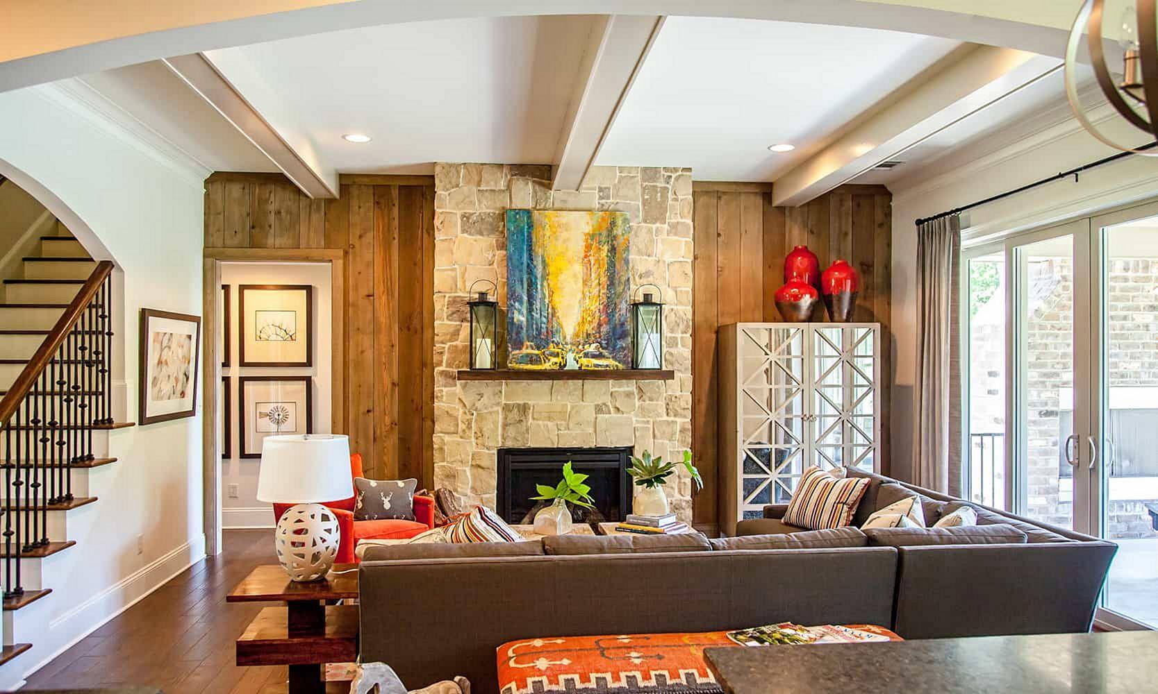 Rustic Home Interior Ideas
