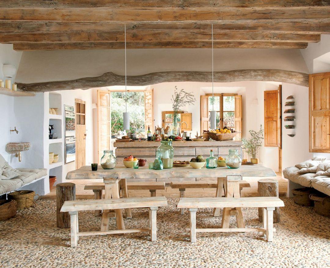 Semi Rustic Home Design Ideas