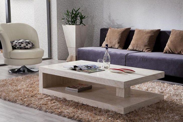 Wood Living Room Table Ideas
