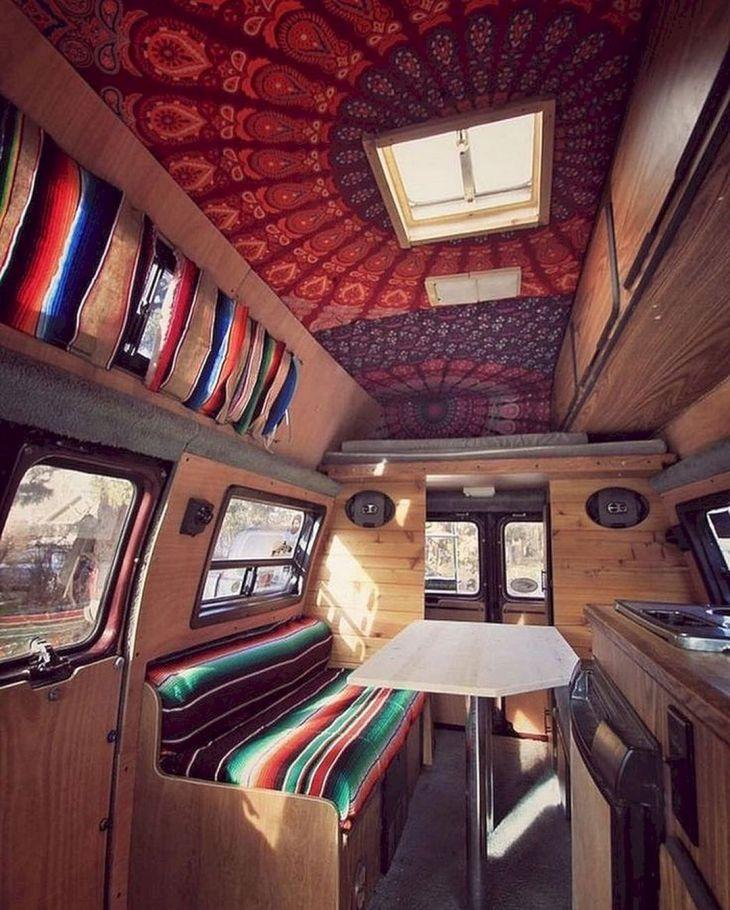 Fabulous Interior RV Camping