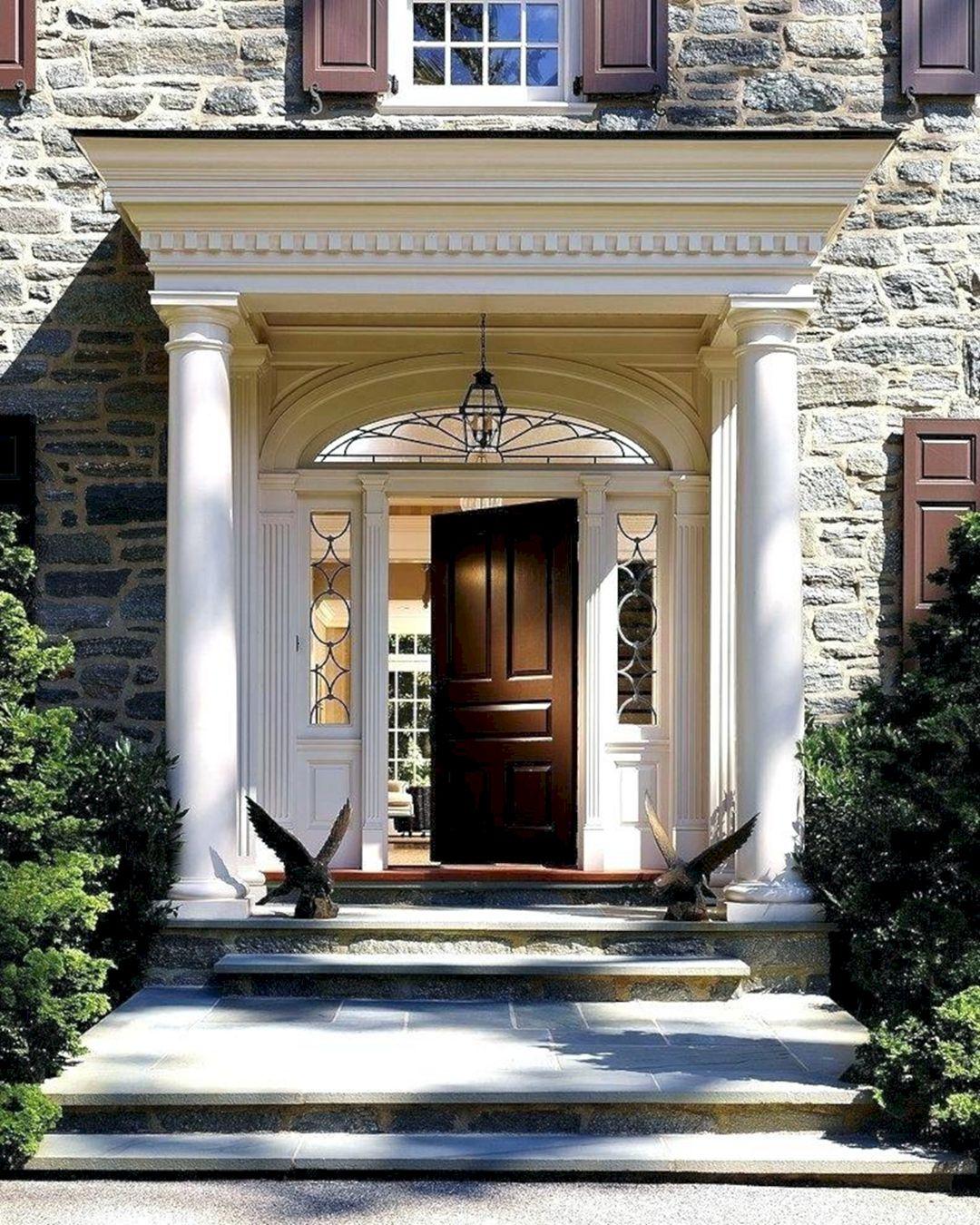 Modern Classic Home Door Ideas