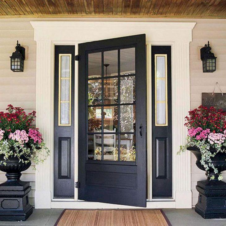 Modern Classic Home Door