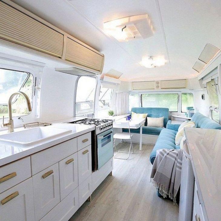 RV Camper Interior Ideas