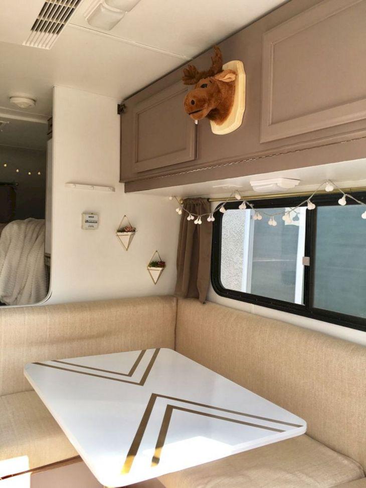 RV Camper Remodel Ideas