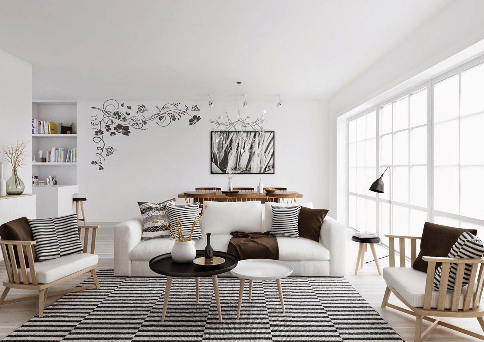 Scandinavian Open Home Design