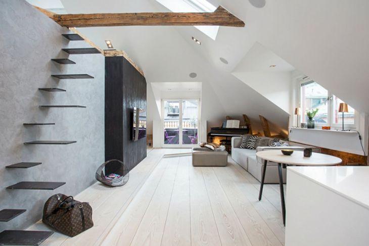 Simple Scandinavian Home Design