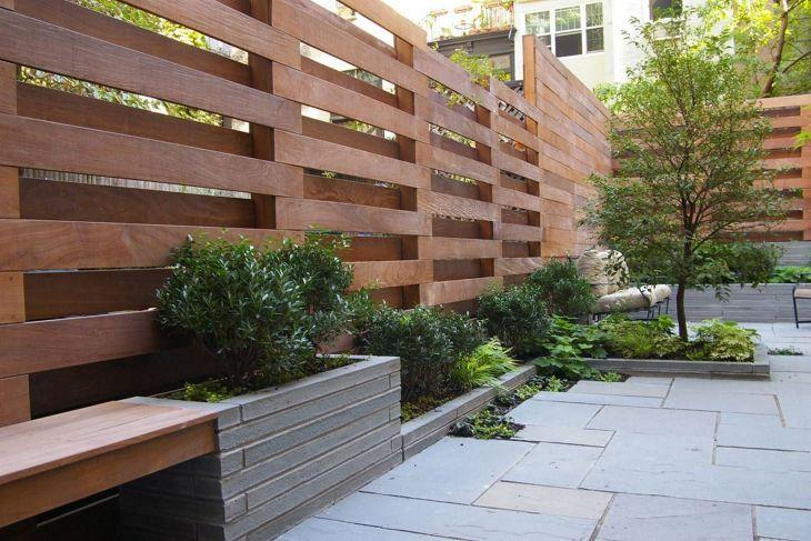 Creative Fence Home Decoration
