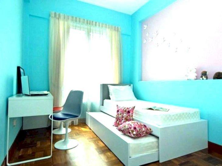 Home Design With Light Blue Pastel Color