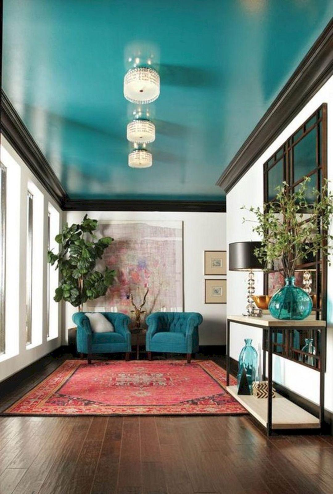 Light Blue Paint Ceiling Design Design