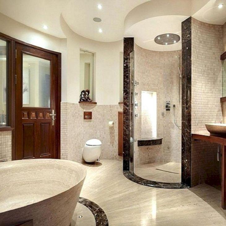 Master Bathroom Decoration
