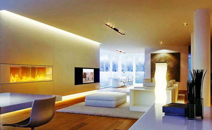 Minimalist Interior Lighting Ideas
