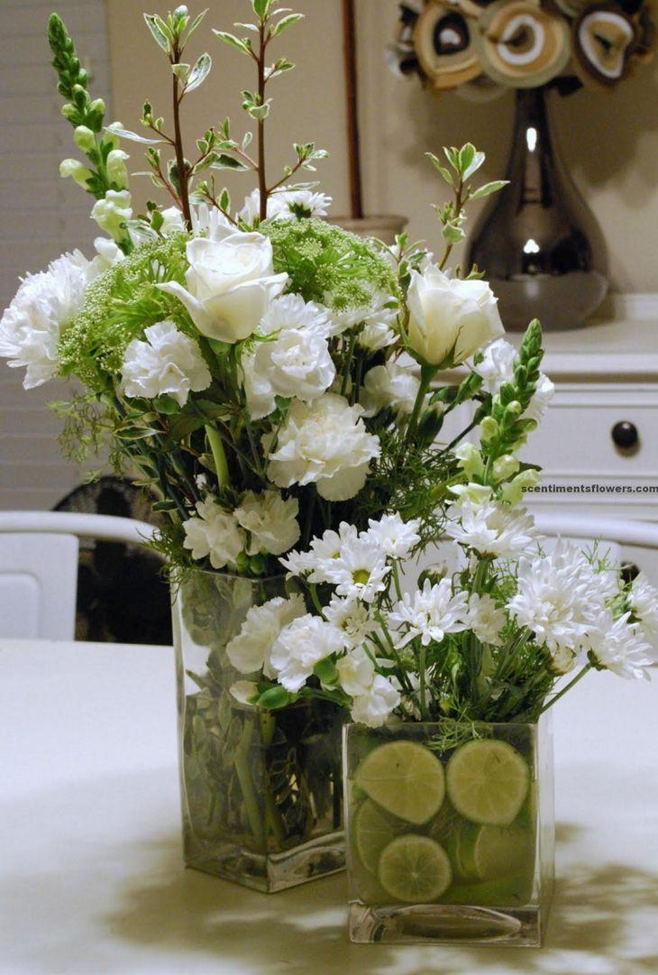 Simple Flower Arrangement Ideas