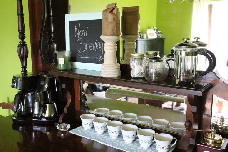 Amazing Coffee Bar Design