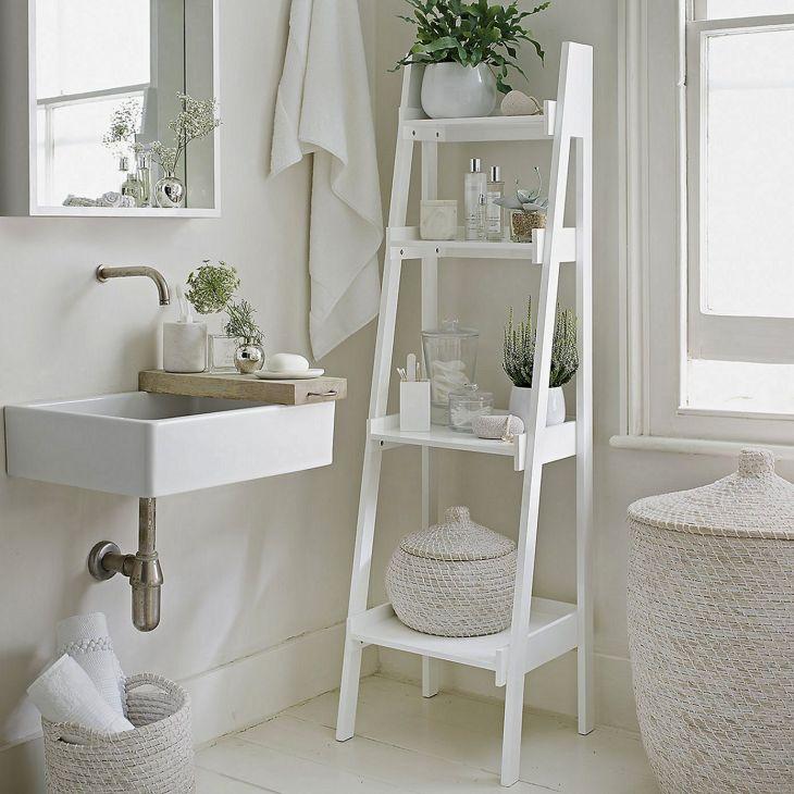 Bathroom Pallet Storage Ideas