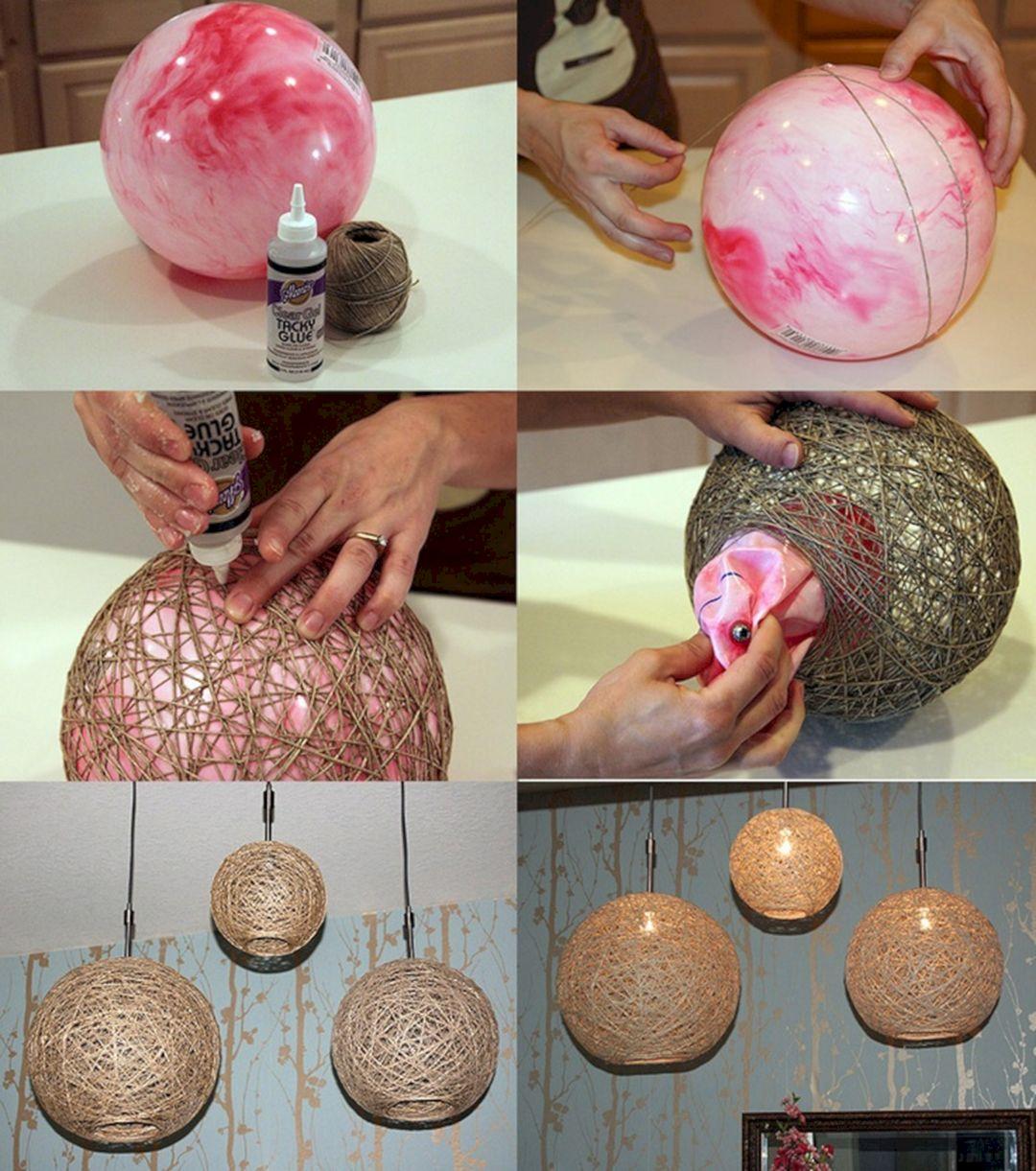 Best DIY Homemade Lamp Ideas