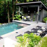 Contemporary Outdoor Pool Ideas