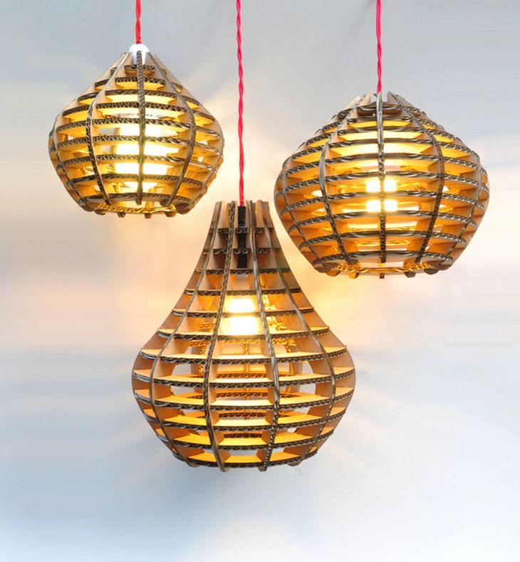 DIY Homemade Lamp Ideas