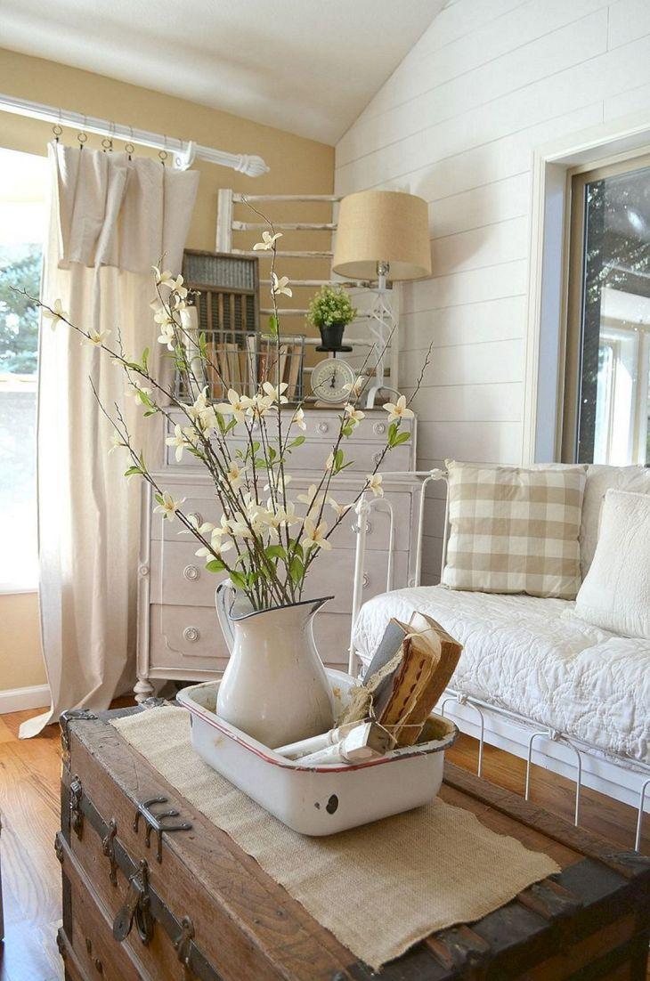 DIY Mirror Living Room Decoration
