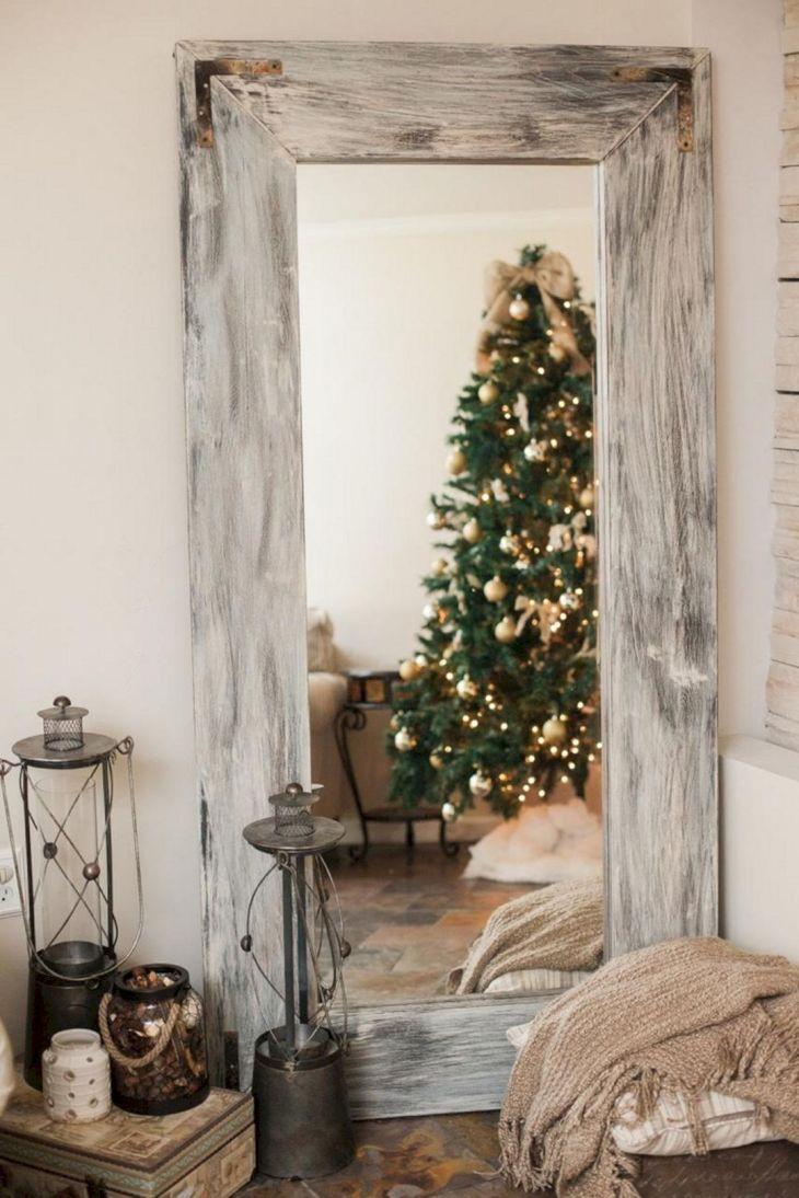 IKEA Hack Living Room Mirror Ideas