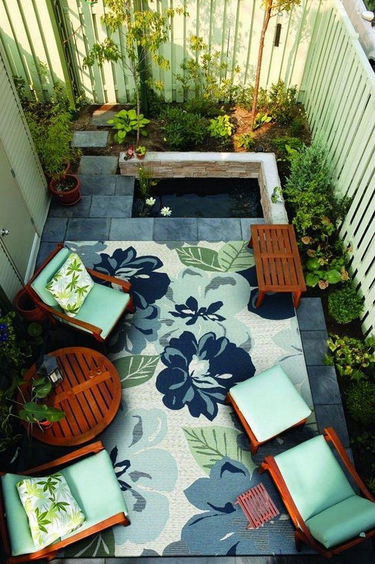 Lovely Backyard Patio Ideas