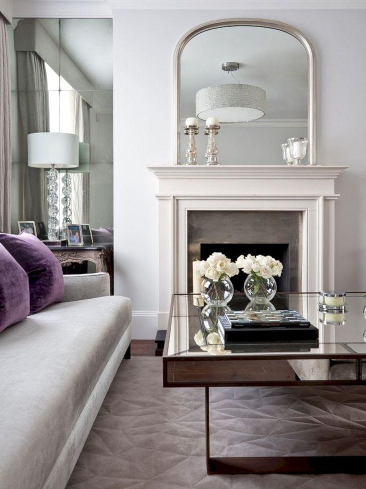 Mirror Living Room Ideas