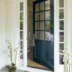 Modern Front Door Design