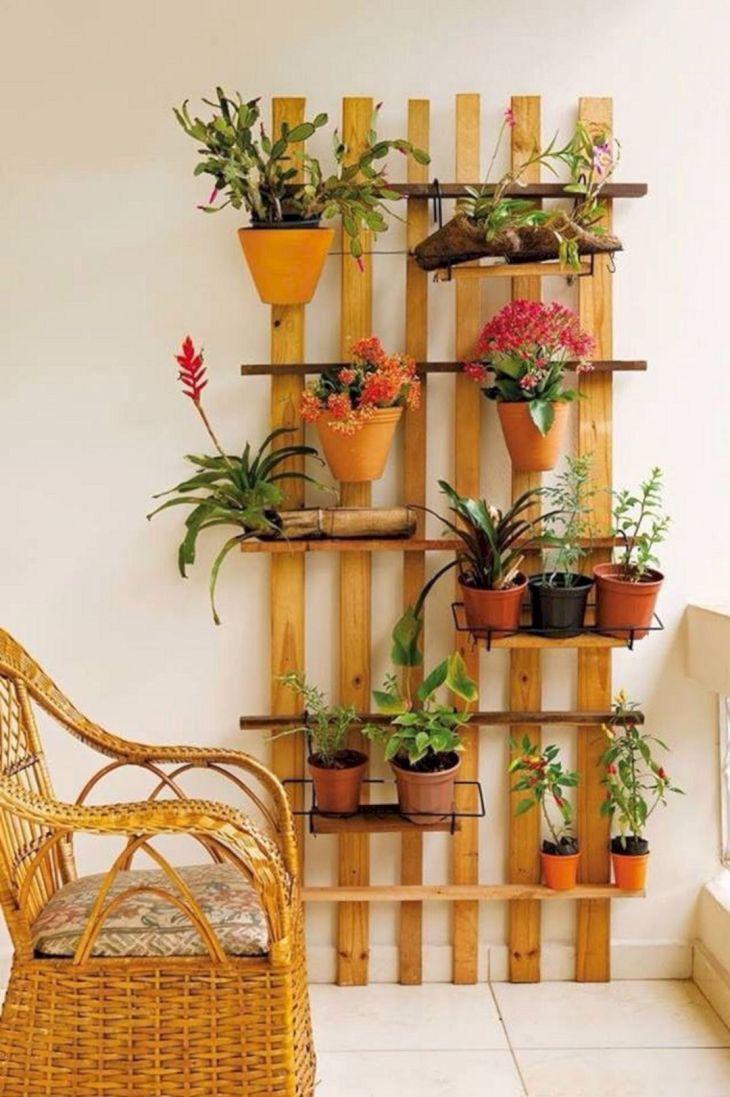 Simple DIY Pot Garden Ideas